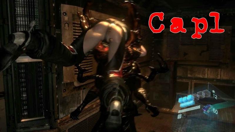 Resident evil 6 Ada Ryona Cap1