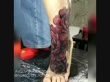 Азари Анастасия @nastazari_tattoo