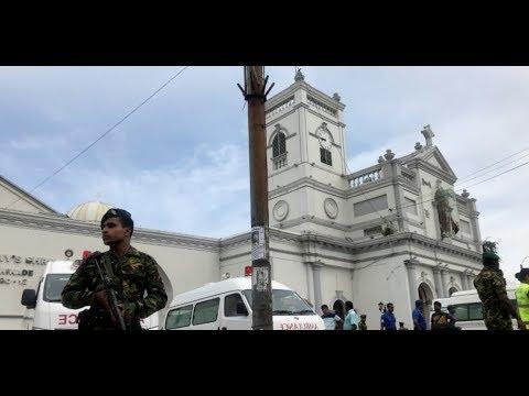 LIVE aus Sri Lanka nach Explosionen in Kirchen und Hotels