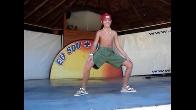 Minhoca dançando