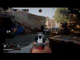OVERKILLS The WALKING DEAD демо игры (E3 2018)