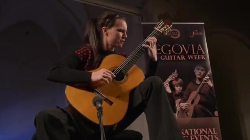 Giulia Ballaré plays Mario Castelnuovo Tedesco Capriccio diabolico op 85 omag