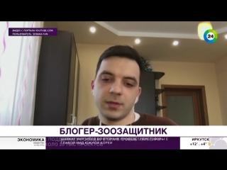 Спасающий собак блогер из Нижневартовска