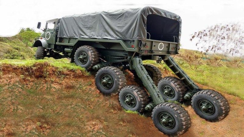 10 Extreme Dangerous MAXIMUM Climbers Truck Operator Heavy Equipment Powerful Machines Monster