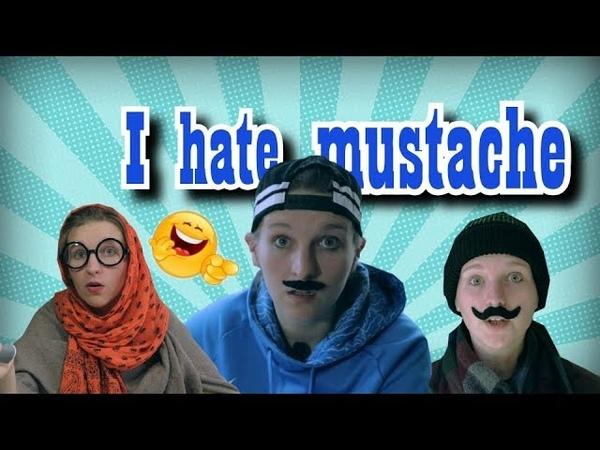 Comedy Skit on Mustache | Kissa Moochon Ka