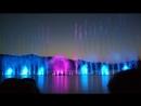 Шоу поющих фонтанов на озере Абрау-Дюрсо.
