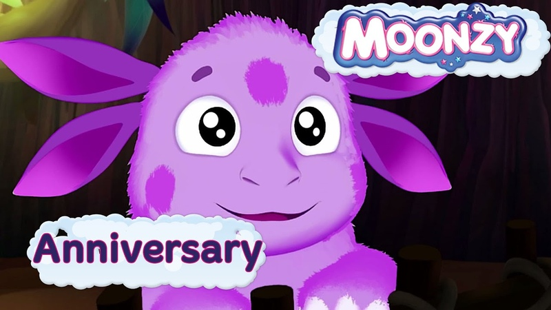 MOONZY (Luntik) - Anniversary - Autumn compilation for kids [HD]