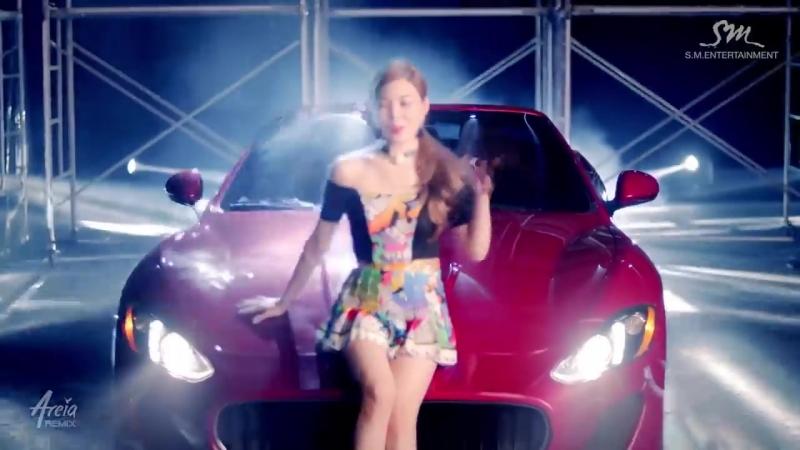 01 Girls Generation TTS - Holler _ Areia Kpop Remix 162