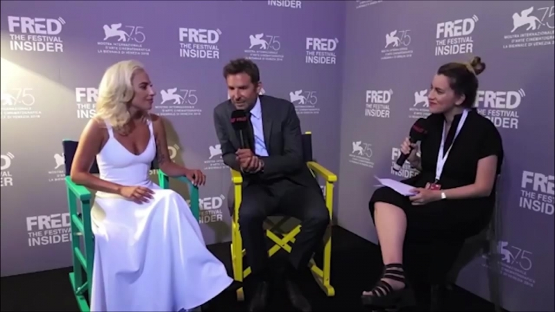 Интервью для Fred Film Radio (31.08.2018)