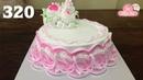Chocolate cake decorating buttercream 320 Cách Làm Bánh Kem Đơn Giản Đẹp - Đuôi Đa Hệ 320