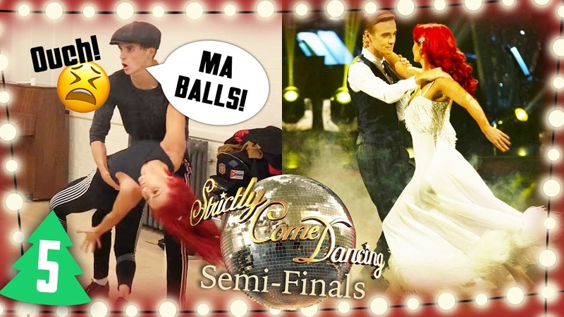 REACTING TO OUR SEMI-FINALS DANCES