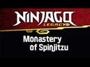LEGO NINJAGO 2019 LEGACY MONASTERY OF SPINJITZU FLASHBACK/RECAP