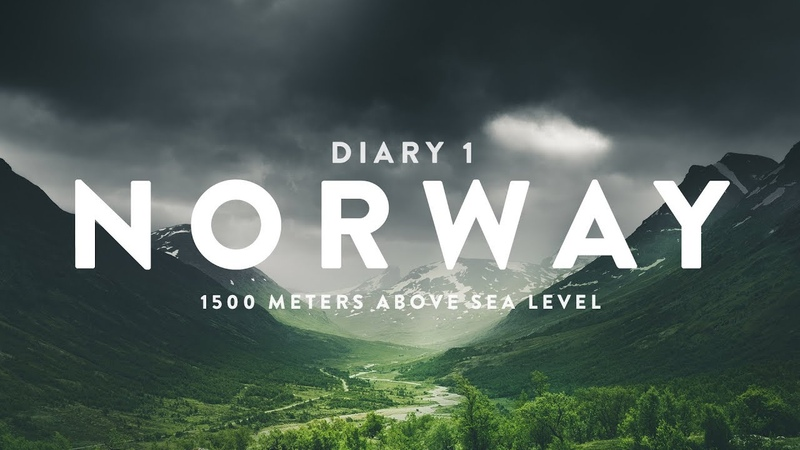 NORWAY DIARY (13) | 1500 METERS ABOVE SEA LEVEL