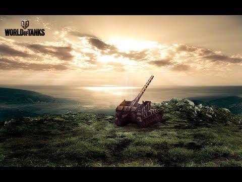 НА ЧТО СПОСОБНА АРТ-САУ В WoT? World of Tanks!