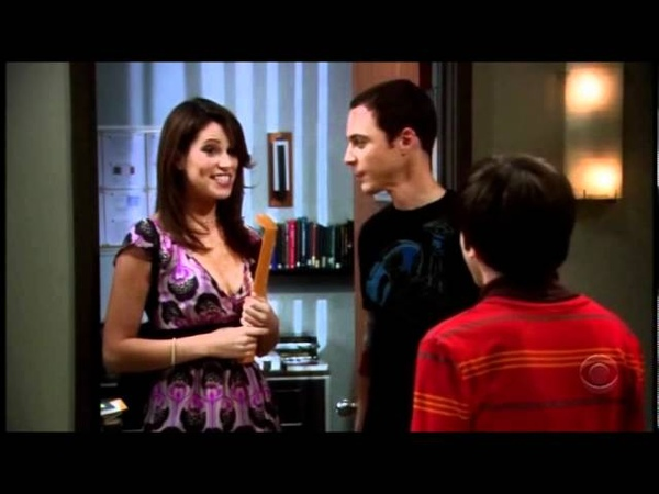 Sheldon Cooper introducing his sister