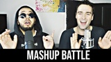MASHUP BATTLE vs BENOBY !!! BAUSA, XAVIER NAIDOO, RAF... Prod. by MQN