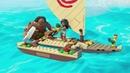 Набор LEGO DISNEY PRINCESS 41150 Путешествие Моаны через океан™
