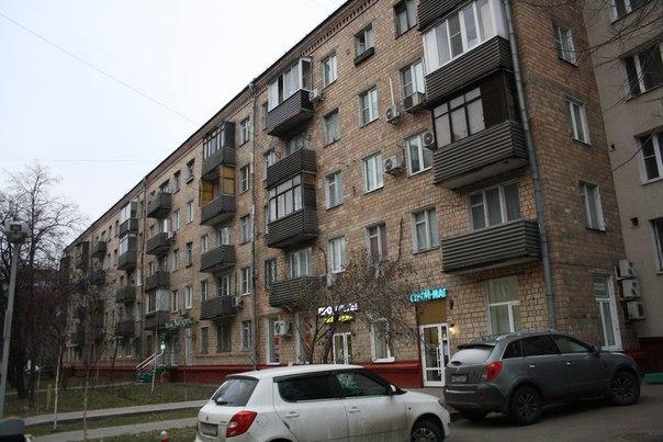 Одинаковые балконы пятиэтажек — прекрасно.  26 ноября 2017
