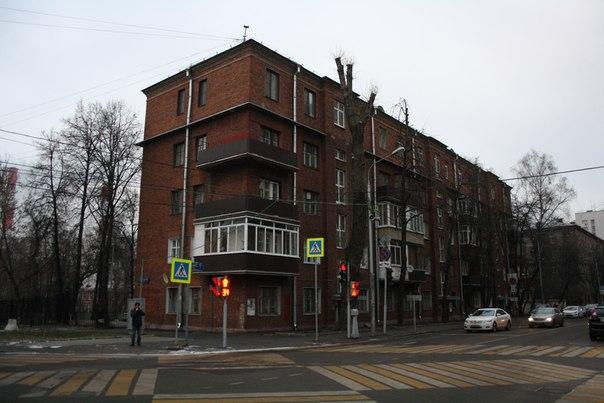 Угловые балконы.  26 ноября 2017