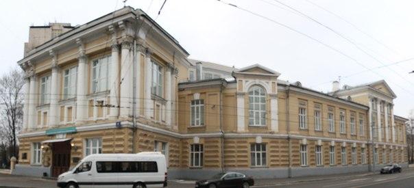 Первый МГМУ им. И. М. Сеченова, учебный военный центр.  26 ноября 2017