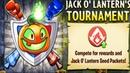 Pvz2 Battlez Jack O' Lantern Pvz 2 Vs Zombies Plants vs Zombies 2
