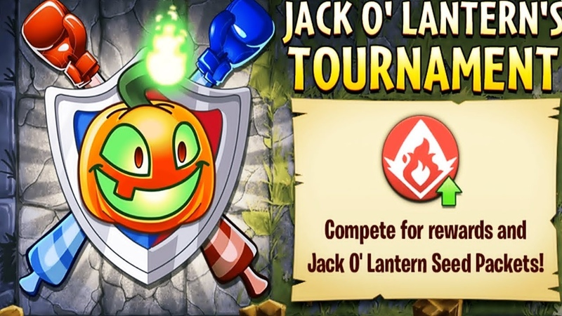 Pvz2 Battlez: Jack O' Lantern Pvz 2 Vs Zombies :Plants vs. Zombies 2