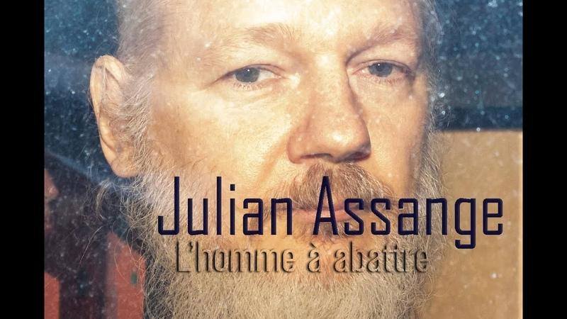 𝙅𝙪𝙡𝙞𝙖𝙣 𝘼𝙨𝙨𝙖𝙣𝙜𝙚 l'homme à abattre 🆘 Démocratie 🚨
