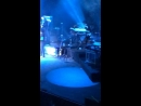 Сергей Шнуров на концерте Jack White
