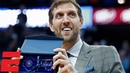 Dirk Nowitzki receives key to the city from Dallas mayor | NBA on ESPN