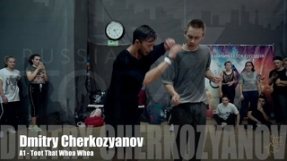 ДМИТРИЙ ЧЕРКОЗЬЯНОВ | RUSSIAN TOP X | 22-23 СЕНТЯБРЯ | МОСКВА
