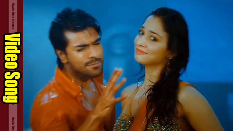 Vaana Vaana Video Song || Racha Movie || Ram Charan Teja, Tamanna