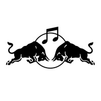 Логотип Red Bull Music