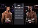 EA SPORTS UFC 2 Yuri Boyka v Michael Jai White