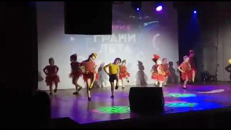 Группа Фиксики  На отчетном концерте Макарова Евгения Владимировна