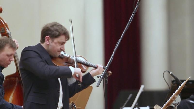 Astor Piazzolla Escualo (Акула) Remolino ensemble БЗФ