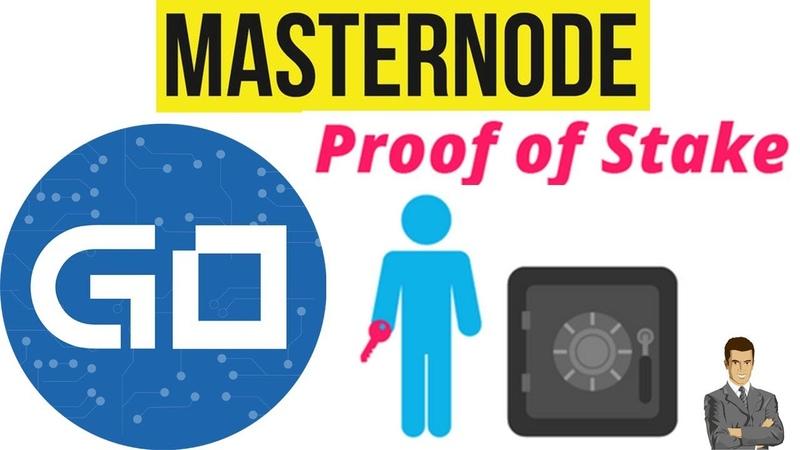 GoByte: мастернода, proof of stake, мой пул! Как заработать на криптовалюте GBX! / POS майнинг