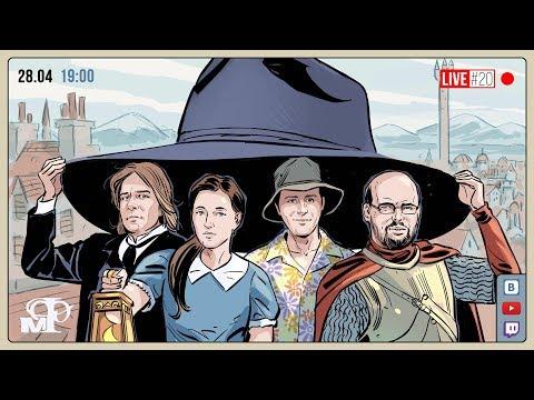 Мир фантастики Live 20 Вспоминаем Терри Пратчетта рекомендуем Братья Стояловы Brothers Stoyalovy