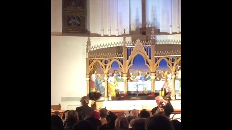 «Инструментальная капелла» в Соборе свв. Петра и Павла