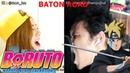 BORUTO NARUTO NEXT GENERATIONS OP1 BATON ROAD ┃Cover by Raon Lee Iqbal