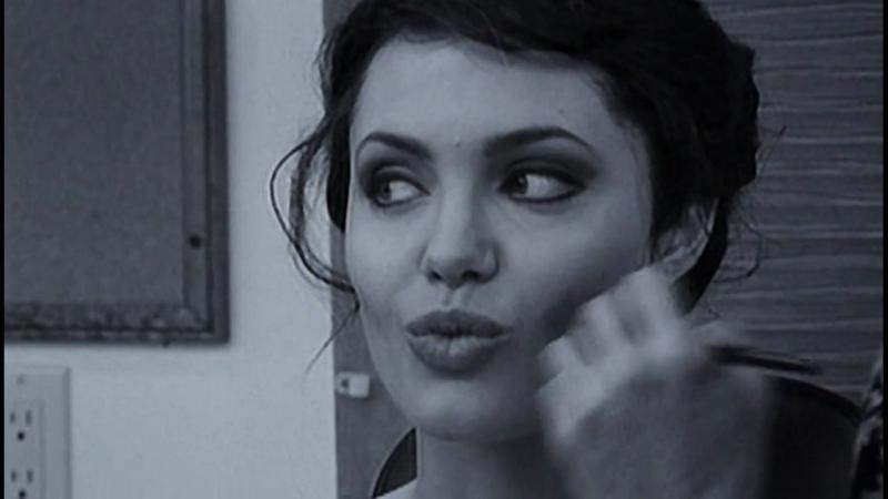 Анджелина Джоли в фильме Джиа 1998 год