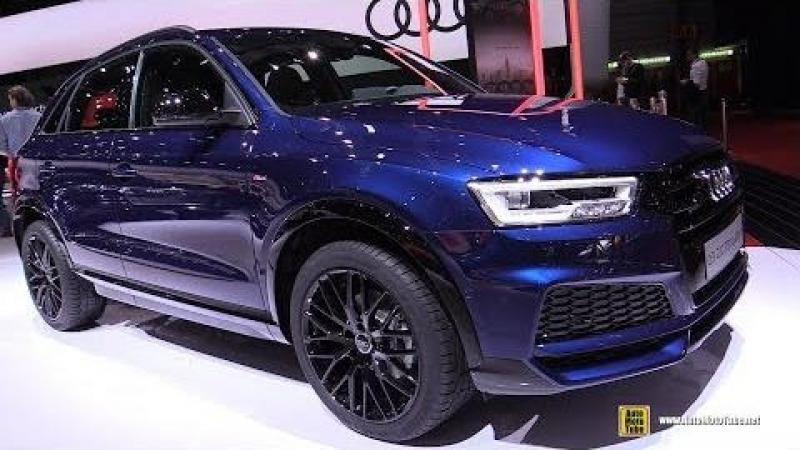 2018 Audi Q3 2.0 TDI Quattro - Exterior and Interior Walkaround - 2018 Geneva Motor Show