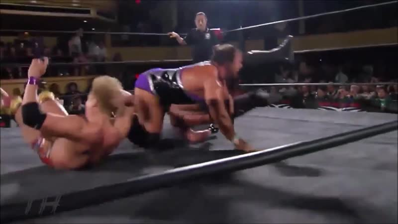 AJ Styles vs Michael Elgin vs Kazuchika Okada Highlights HD War Of The Worlds 2014