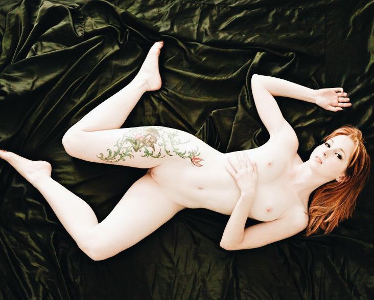 Polka dot bikini milfs cock dream