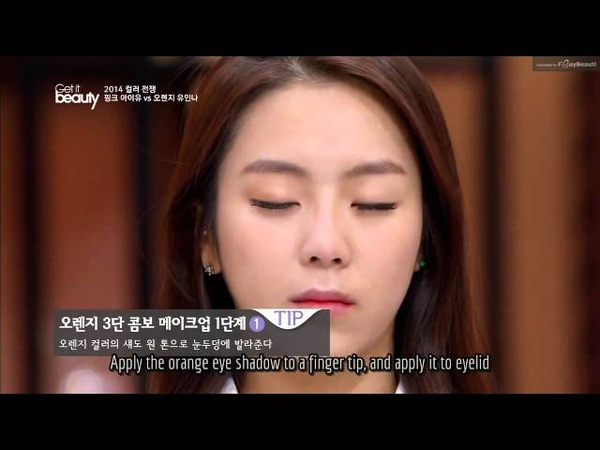 [Eng Sub] Get it Beauty - Pink vs Orange (3)