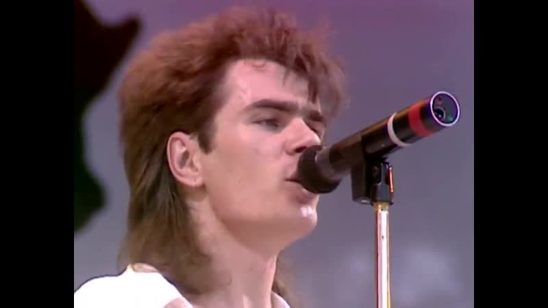 Nik Kershaw Wouldnt It Be Good Live Aid 1985