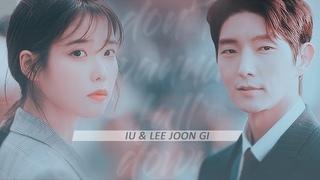 iu & lee joon gi | don't wanna fall down [crossover]