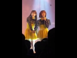 Fancam 180602 OH MY GIRL (Mimi, Arin &amp Jiho focus) -