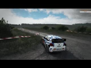 Dirt Rally.Продолжаем качать Фольц