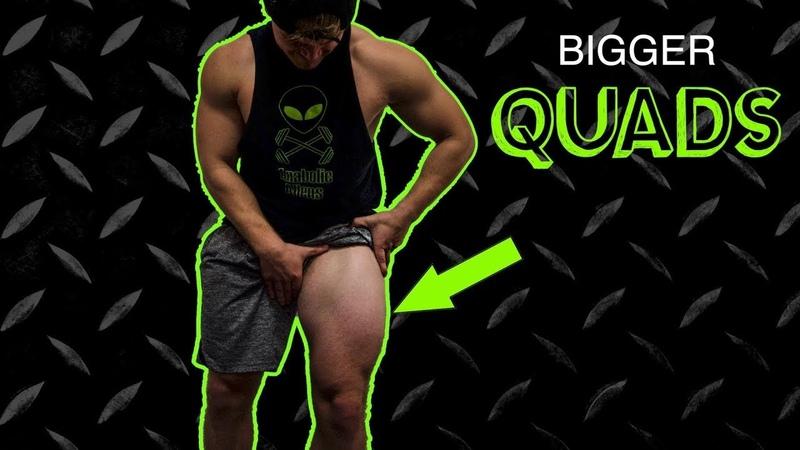 Intense Bodyweight Quad Finisher Routine | Anabolic Superset