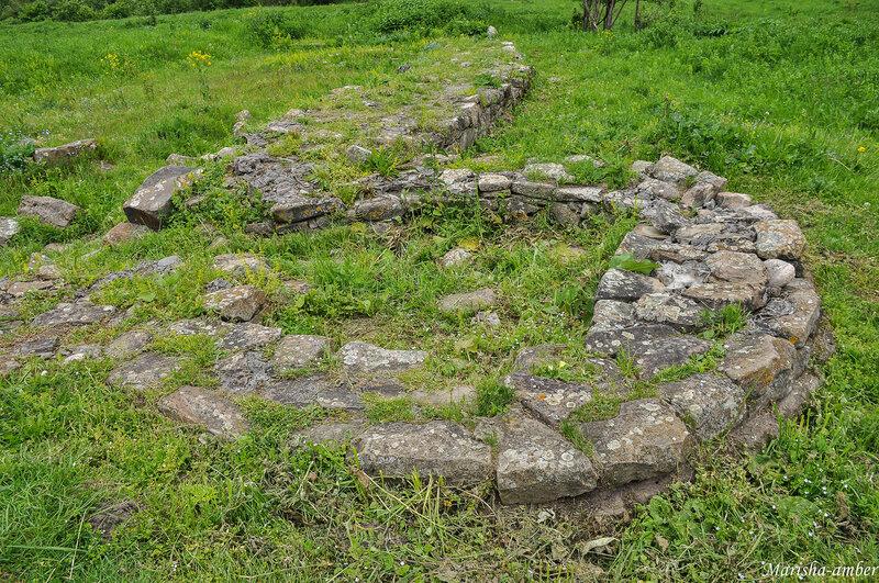 Аланское городище (Нижне-Архызский археологический комплекс)